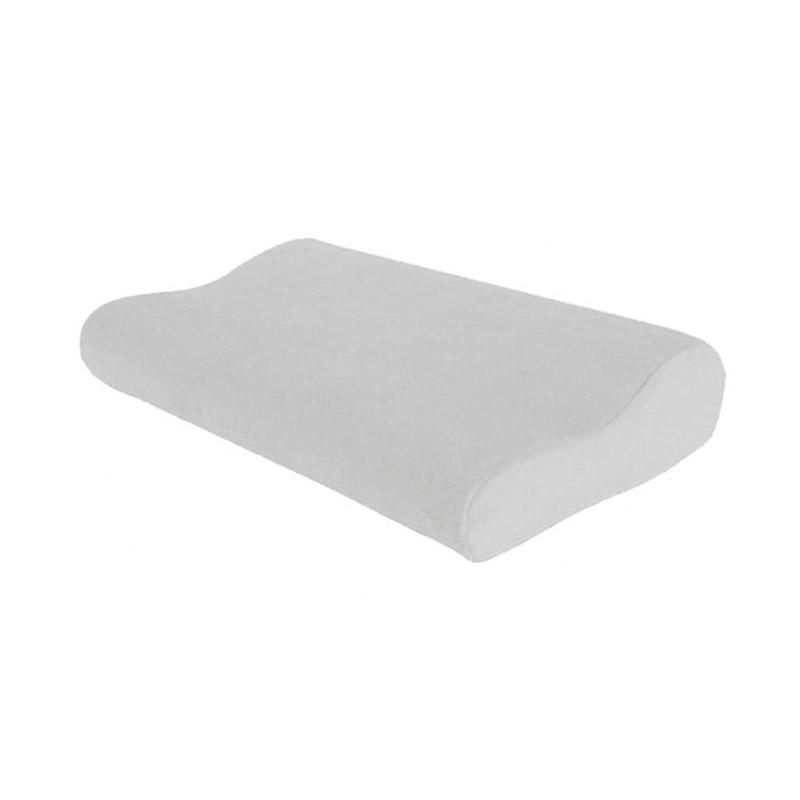 Μαξιλάρι Ύπνου Memory Foam Visco Elastic 48 x 30 x 6-9 cm GEM BN4253