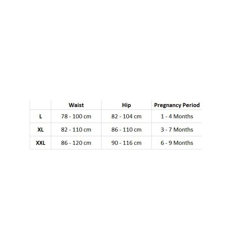 Ρυθμιζόμενα Εσώρουχα Εγκυμοσύνης 3 τμχ XLarge SPM DB4448