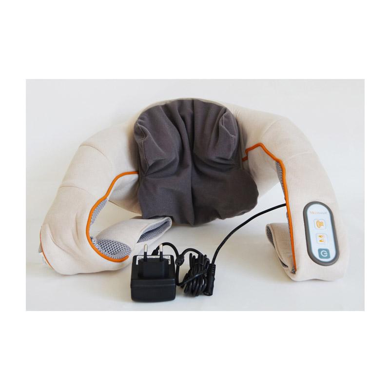 Συσκευή Μασάζ Shiatsu Αυχένα με Θερμότητα Medisana NM860