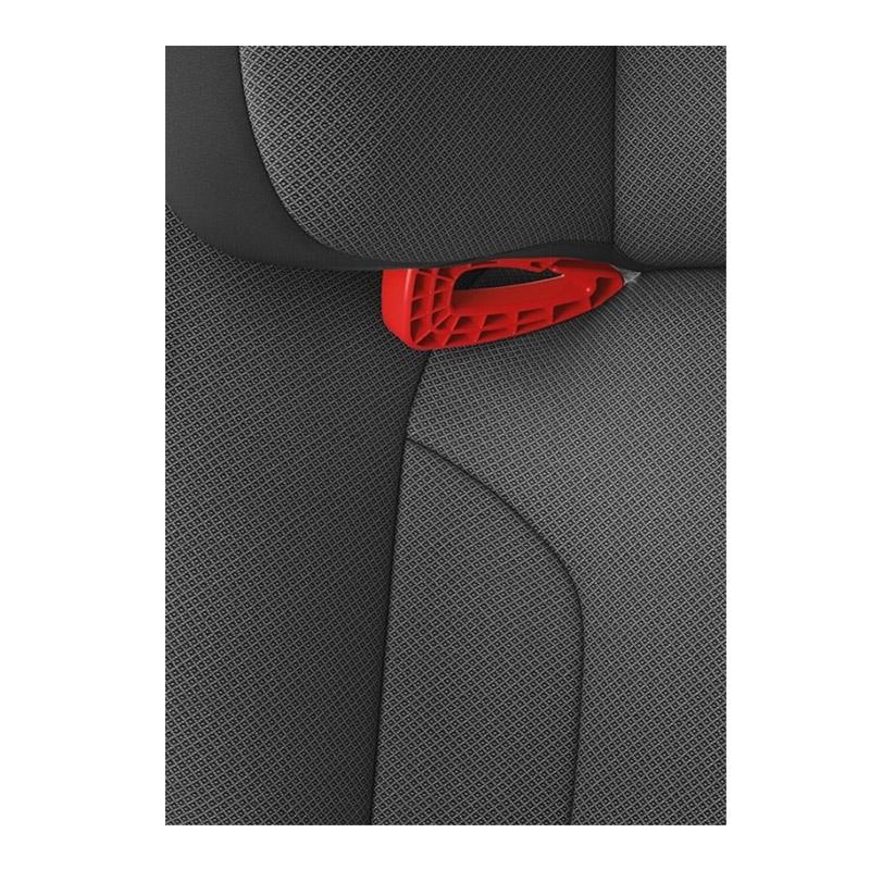 Παιδικό Κάθισμα Αυτοκινήτου Χρώματος Μαύρο για Παιδιά 15-36 Kg Recaro Monza Nova Seatfix Evo Performance 61592153466