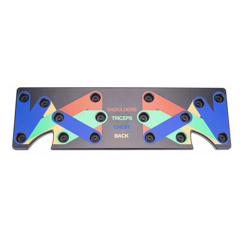 Σανίδα Push Ups με Λαβές 60 x 18.5 x 2 cm POWERMAT PM-DDC-9T