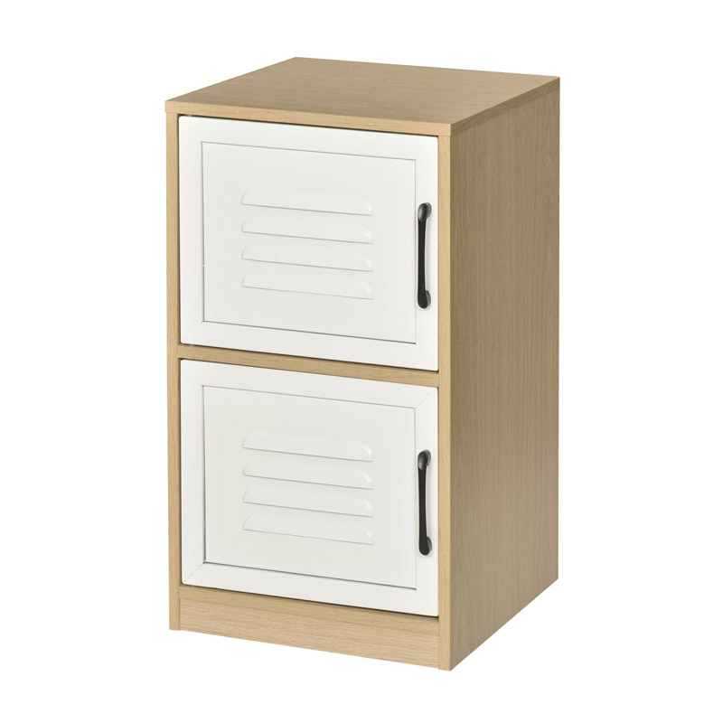 Ξύλινο Έπιπλο Γραφείου με 2 Ντουλάπια 38.5 x 39 x 68 cm Vinsetto 924-019