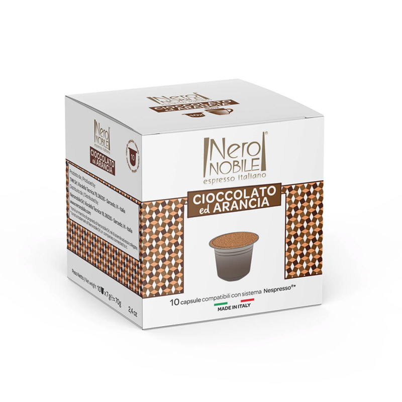 Ρόφημα Neronobile Cioccolata e Arancia