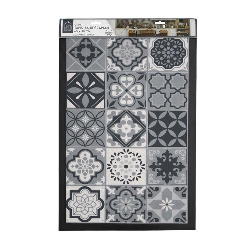 Χαλάκι Κουζίνας 60 x 40 cm Home Deco Factory TX9098