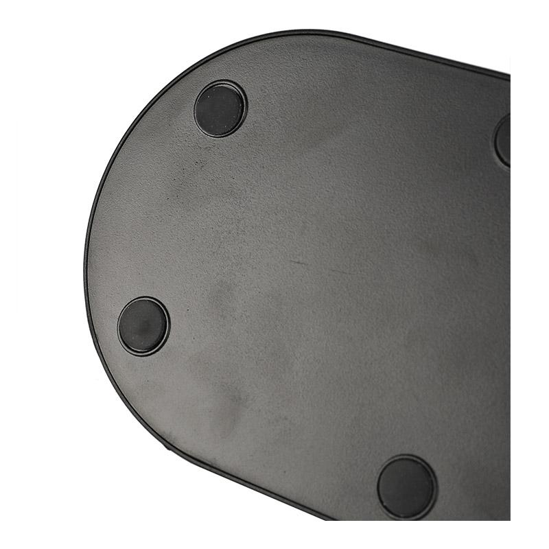 Βάση Ασύρματης Φόρτισης Qi 4 σε 1 Χρώματος Μαύρο GEM BN3860