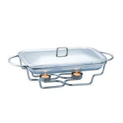 Γυάλινο Πυρίμαχο Σκεύος για να Διατηρεί το Φαγητό Ζεστό Berlinger Haus BH-1381