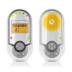 Συσκευή Παρακολούθησης Μωρού με Ένδειξη Θερμοκρασίας Δωματίου Motorola MBP16