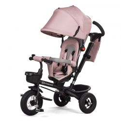 Τρίκυκλο Παιδικό Ποδήλατο - Καρότσι KinderKraft Aveo Χρώματος Ροζ