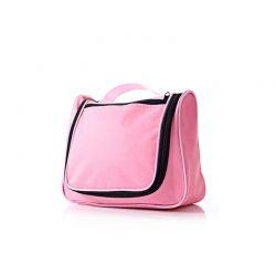 Αδιάβροχο Νεσεσέρ Καλλυντικών Χρώματος Ροζ SPM Toil-Light PNK