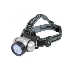 Αδιάβροχος Φακός Κεφαλής με LED Φωτισμό και Ρυθμιζόμενο Ιμάντα SPM headlight