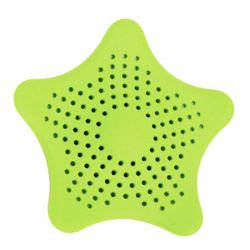 Τάπα Σιφωνιού για τις Τρίχες σε Σχήμα Αστερία Χρώματος Πράσινο plug filter GREEN
