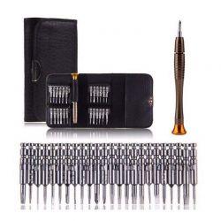 Σετ Κατσαβίδια Ακριβείας Πολλαπλών Χρήσεων 25 τμχ SPM 25 screw kit