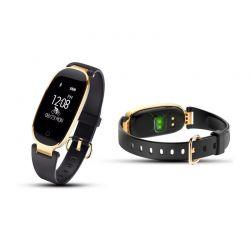 Ρολόι Fitness Aquarius AQ134HR με Μετρητή Καρδιακών Παλμών Χρώματος Σκούρο Γκρι R166170