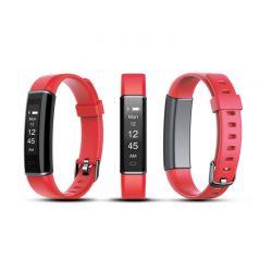 Ρολόι Fitness Tracker Aquarius AQ113 Χρώματος Κόκκινο R166161