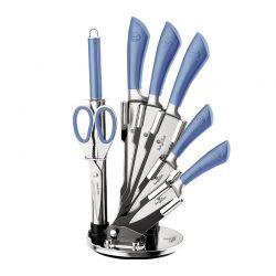 Σετ Μαχαιριών 8 τμχ με Βάση Berlinger Haus Royal Blue Collection BH-2387