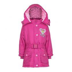 Παιδικό Μπουφάν Χρώματος Ροζ Minions Disney PH1212
