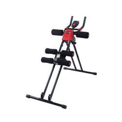 Πτυσσόμενο Πολυόργανο Γυμναστικής - Πάγκος Εκγύμνασης για Κοιλιακούς Hoppline HOP1000216
