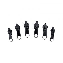 Σετ Φερμουάρ Άμεσης Επιδιόρθωσης 6 τμχ SPM ZipperFixers-BLK