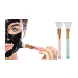 Πινέλο Σιλικόνης Για Μάσκα Προσώπου 2 Τμχ SPM DB5027