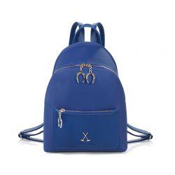 Γυναικεία Τσάντα Πλάτης Χρώματος Μπλε Beverly Hills Polo Club 707 657BHP0617