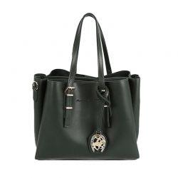 Γυναικεία Τσάντα Χειρός Χρώματος Πράσινο Beverly Hills Polo Club 602 657BHP05559
