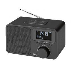 Ραδιορολόι – Ξυπνητήρι με Δέκτη DAB+ AEG MRC4148