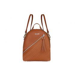 Γυναικεία Τσάντα Πλάτης Χρώματος Καφέ Beverly Hills Polo Club 406 657BHP0678