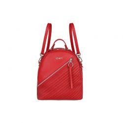 Γυναικεία Τσάντα Πλάτης Χρώματος Κόκκινο Beverly Hills Polo Club 406 657BHP0683