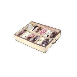 Θήκη Οργάνωσης 12 Ζευγαριών Παπουτσιών SPM shoe bed