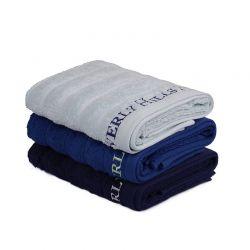 Σετ με 3 Πετσέτες Προσώπου 50 x 90 cm Beverly Hills Polo Club 355BHP2268