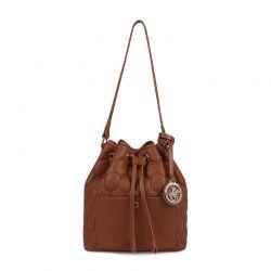 Γυναικεία Τσάντα Ώμου Χρώματος Καφέ Beverly Hills Polo Club 621 657BHP0823