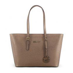 Γυναικεία Τσάντα Χειρός Χρώματος Copper Beverly Hills Polo Club 562 650BHP0511