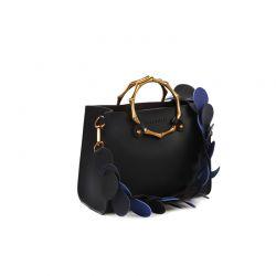 Γυναικεία Τσάντα Χειρός με Λουράκι Χρώματος Μαύρο Laura Ashley Tisbury 651LAS0923