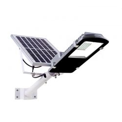 Ηλιακός Προβολέας με 60 LED και Τηλεχειριστήριο Hoppline HOP1000959-2