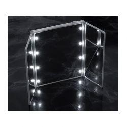 Φορητός Καθρέπτης Ταξιδιού με LED Φωτισμό και Βάση GloBrite VL2026