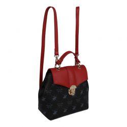 Γυναικεία Τσάντα Πλάτης Χρώματος Μαύρο Beverly Hills Polo Club 657BHP0831