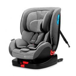 Παιδικό Κάθισμα Αυτοκινήτου Χρώματος Γκρι για Παιδιά 0-25 Kg KinderKraft Vado