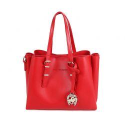 Γυναικεία Τσάντα Χειρός Χρώματος Κόκκινο Beverly Hills Polo Club 602 657BHP0558