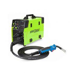 Ηλεκτροκόλληση Inverter MMA 250A IGBT PWM Kraft&Dele KD-1837