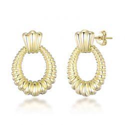 Σκουλαρίκια Χρώματος Χρυσό Philip Jones