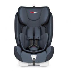 Παιδικό Κάθισμα Αυτοκινήτου Χρώματος Γκρι για Παιδιά 9-36 Kg Ricokids Reno