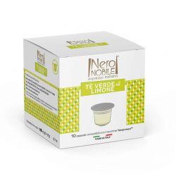 Ρόφημα με Γεύση Πράσινο Τσάι και Λεμόνι Neronobile
