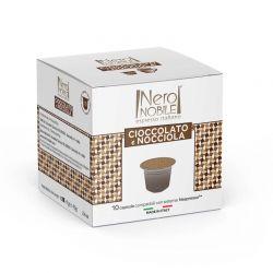 Ρόφημα Neronobile Cioccolata Nocciola