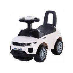 Αυτοκινητάκι - Περπατούρα 3 σε 1 Χρώματος Λευκό HOMCOM 370-083WT