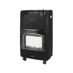Θερμάστρα Αερίου 4200 W Cecotec Ready Warm 4000 Slim Fold CEC-05341