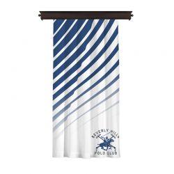 Κουρτίνα με Τρουκς 140 x 260 cm Beverly Hills Polo Club 176BHP8818