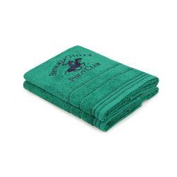 Σετ με 2 Πετσέτες Προσώπου 50 x 90 cm Beverly Hills Polo Club 355BHP2309