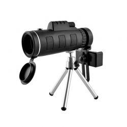 Τηλεσκοπικός Φακός - Τηλεσκόπιο 50x Zoom για Smartphones με Τρίποδο SPM 7883
