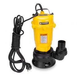 Ηλεκτρική Υποβρύχια Αντλία Όμβριων & Καθαρών Υδάτων 750 W POWERMAT PM-PDS-3000P