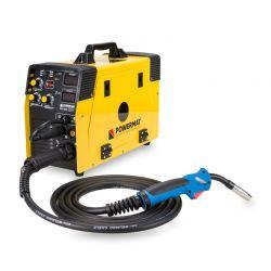Ηλεκτροκόλληση Inverter 220A 230V MIG / MAG / TIG / MMA POWERMAT PM-IMG-220T